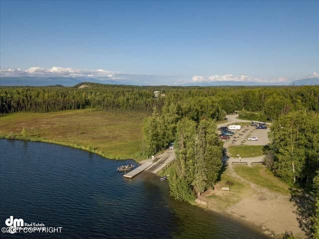5809 S Big Lake Road, Big Lake, AK 99652 (MLS #21-11678) :: RMG Real Estate Network   Keller Williams Realty Alaska Group