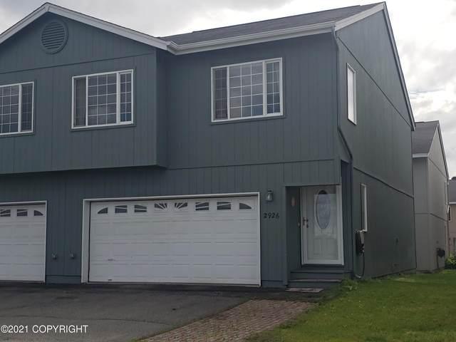 2926 Midnight Sun Court #178, Anchorage, AK 99507 (MLS #21-11707) :: The Adrian Jaime Group | Real Broker LLC