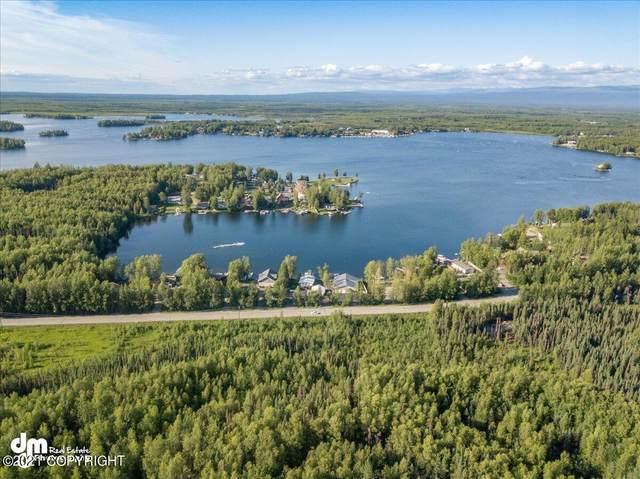 5879 Big Lake Road, Big Lake, AK 99652 (MLS #21-11712) :: Berkshire Hathaway Home Services Alaska Realty Palmer Office