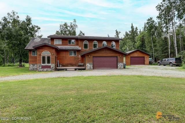 5340 E Mcdowell Road, Wasilla, AK 99654 (MLS #21-11718) :: RMG Real Estate Network | Keller Williams Realty Alaska Group