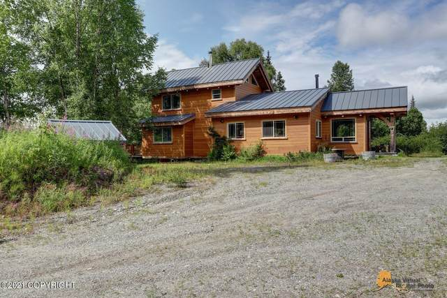 13355 W Fowler Circle, Willow, AK 99688 (MLS #21-11736) :: Wolf Real Estate Professionals