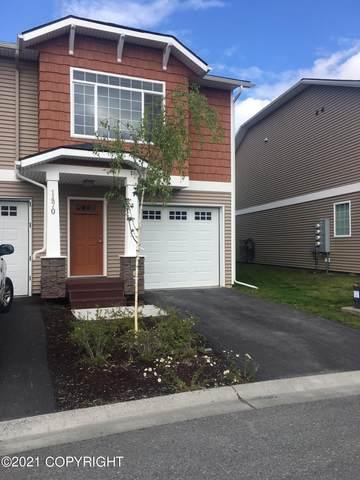 1470 Shallow Pool Drive #L4, Anchorage, AK 99504 (MLS #21-11740) :: The Adrian Jaime Group | Real Broker LLC