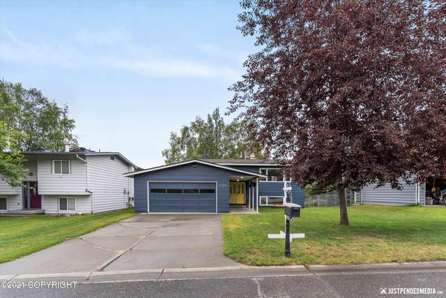 1721 Crescent Circle, Anchorage, AK 99508 (MLS #21-11742) :: Powered By Lymburner Realty
