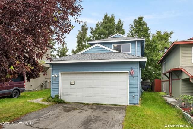 4111 Lakeridge Court, Anchorage, AK 99502 (MLS #21-11751) :: Powered By Lymburner Realty