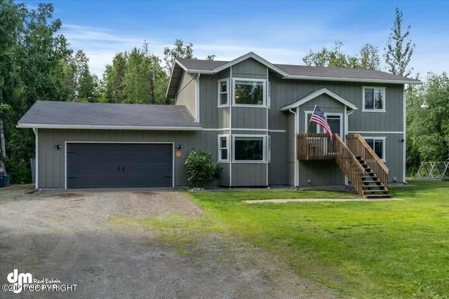 1811 E Caribou Loop, Wasilla, AK 99654 (MLS #21-11755) :: RMG Real Estate Network | Keller Williams Realty Alaska Group