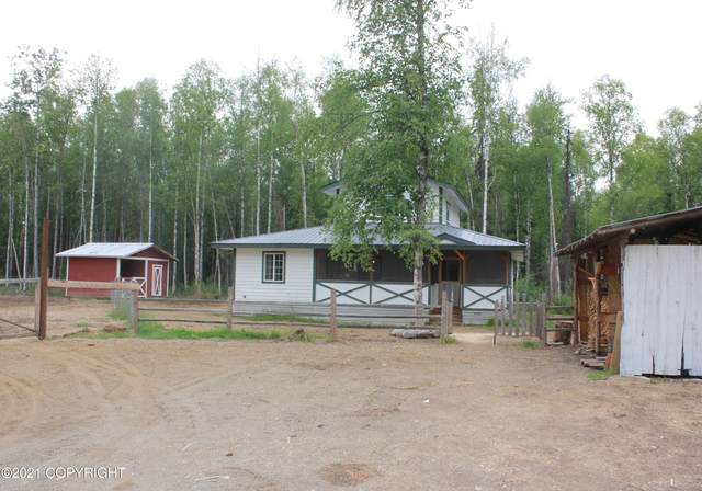 15288 N Willow Station Road, Willow, AK 99688 (MLS #21-11793) :: Wolf Real Estate Professionals