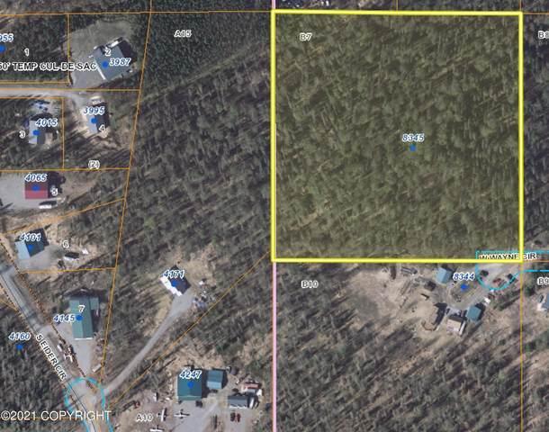 8345 W Wayne Circle, Wasilla, AK 99623 (MLS #21-11810) :: Alaska Realty Experts