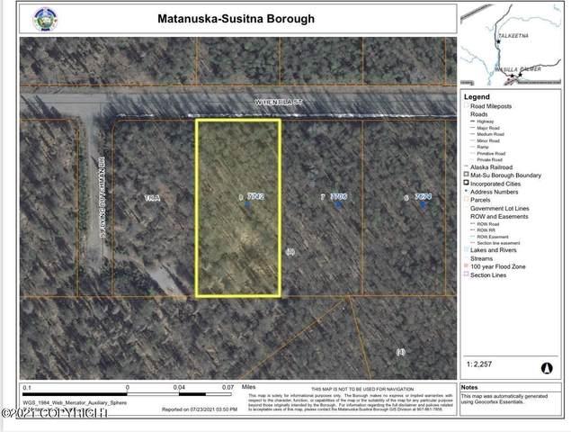 7742 W Hentila Street, Wasilla, AK 99654 (MLS #21-11819) :: Alaska Realty Experts
