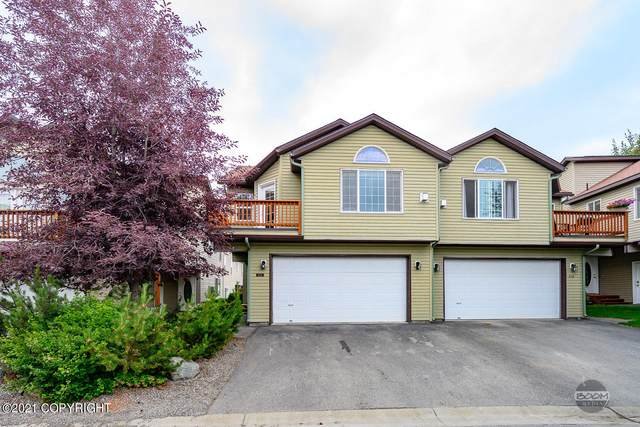 11841 Galloway Loop #64, Eagle River, AK 99577 (MLS #21-11833) :: Wolf Real Estate Professionals