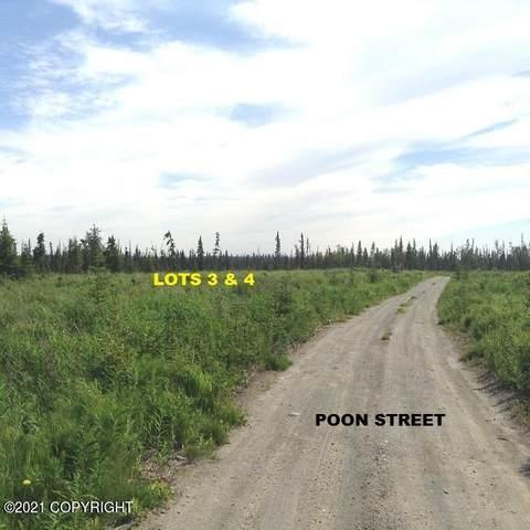 Lts 3&4 Poon Street, Anchor Point, AK 99556 (MLS #21-11835) :: Team Dimmick