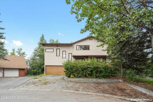 3811 W 67th Avenue, Anchorage, AK 99502 (MLS #21-11841) :: Team Dimmick