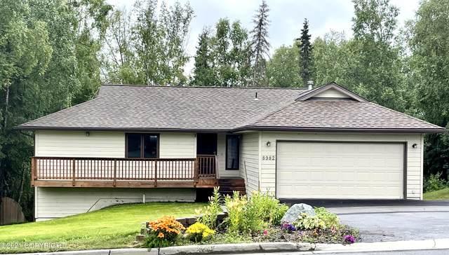 8982 W Parkview Terrace Loop, Eagle River, AK 99577 (MLS #21-11842) :: RMG Real Estate Network | Keller Williams Realty Alaska Group