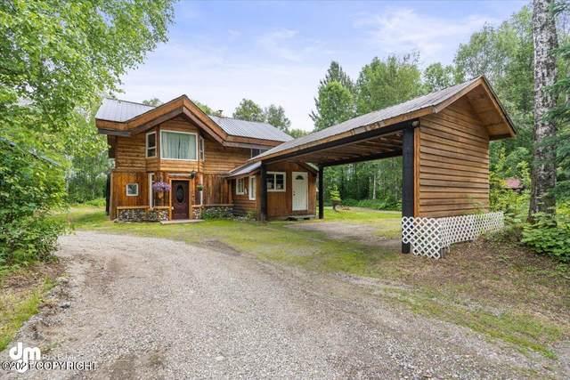 22019 S Easy Street, Talkeetna, AK 99676 (MLS #21-11845) :: Daves Alaska Homes