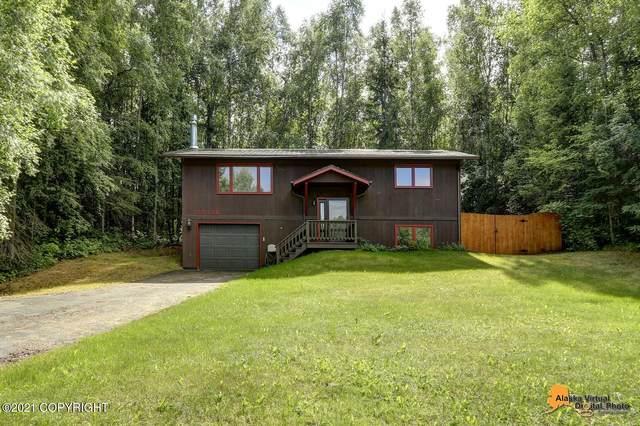 23126 Sheltering Spruce Avenue, Chugiak, AK 99567 (MLS #21-11847) :: Daves Alaska Homes