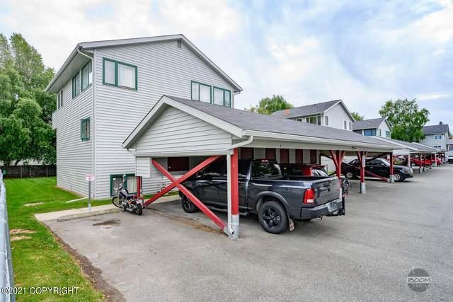 7045 Weimer Road #7, Anchorage, AK 99502 (MLS #21-11857) :: Team Dimmick