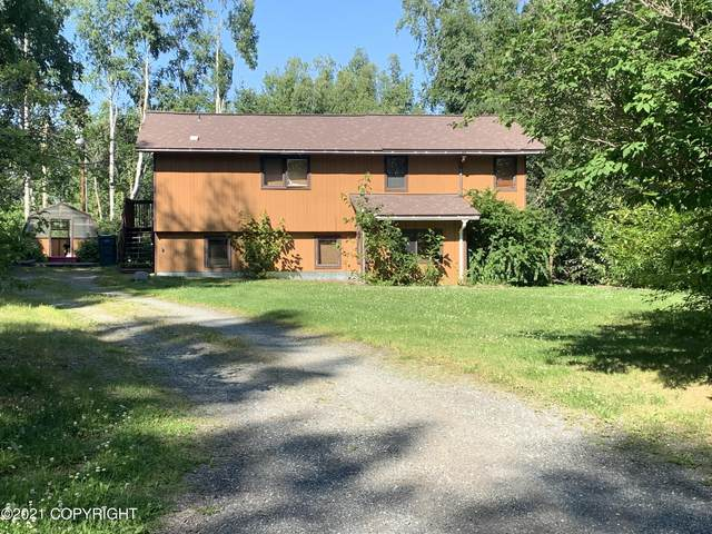24449 Grace Street, Chugiak, AK 99567 (MLS #21-11893) :: Daves Alaska Homes