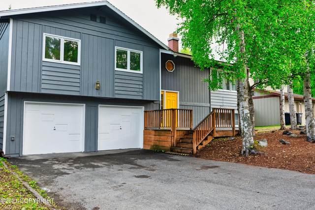 6314 Hampton Drive, Anchorage, AK 99504 (MLS #21-11929) :: Team Dimmick