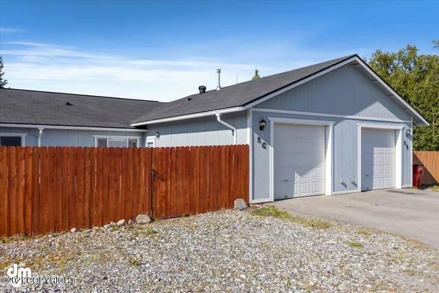 951 E Sue Lane #5C, Wasilla, AK 99654 (MLS #21-11951) :: RMG Real Estate Network | Keller Williams Realty Alaska Group