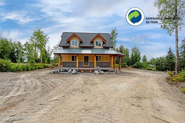 9742 W Trimotor Street, Wasilla, AK 99623 (MLS #21-11955) :: Daves Alaska Homes