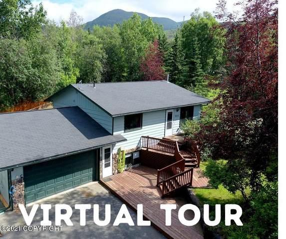 18213 Sanctuary Drive, Eagle River, AK 99577 (MLS #21-11959) :: Daves Alaska Homes