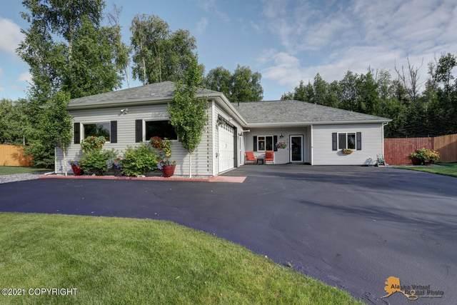 501 W Fallen Leaf Circle, Wasilla, AK 99654 (MLS #21-11960) :: RMG Real Estate Network   Keller Williams Realty Alaska Group