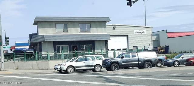 5955 Old Seward Highway, Anchorage, AK 99518 (MLS #21-11961) :: Team Dimmick