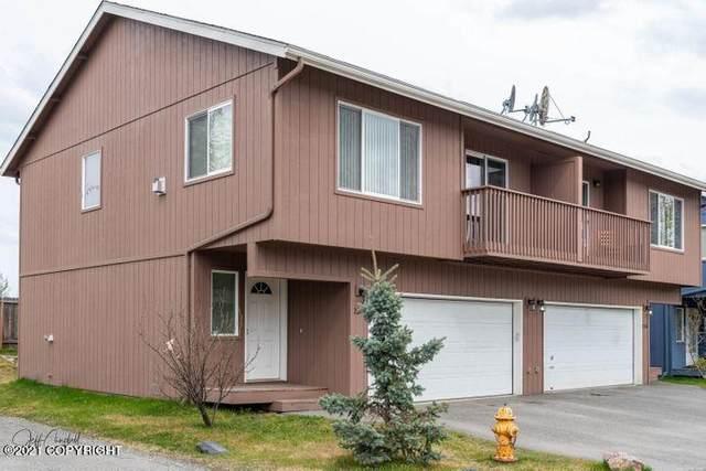 2266 Brookshire Loop, Anchorage, AK 99504 (MLS #21-11968) :: Team Dimmick