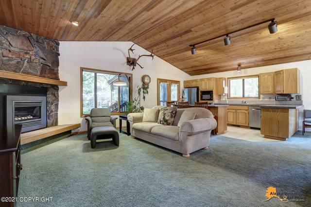 7841 Evander Drive, Anchorage, AK 99518 (MLS #21-11995) :: Berkshire Hathaway Home Services Alaska Realty Palmer Office