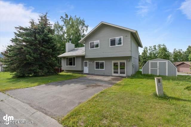18138 Hidden Falls Avenue, Eagle River, AK 99577 (MLS #21-12012) :: Berkshire Hathaway Home Services Alaska Realty Palmer Office