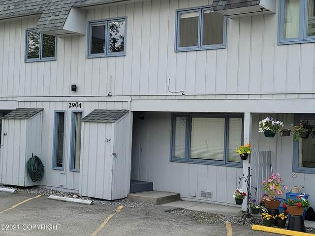 2904 W Northern Lights Boulevard #3F, Anchorage, AK 99517 (MLS #21-12015) :: Team Dimmick