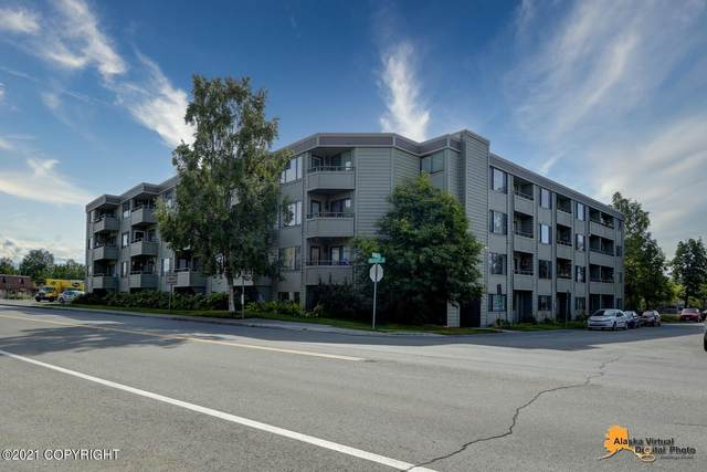 2201 Romig Place #401, Anchorage, AK 99503 (MLS #21-12017) :: Team Dimmick
