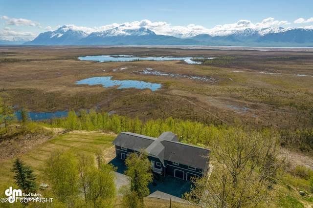 4361 S Santana Drive, Wasilla, AK 99654 (MLS #21-12021) :: Alaska Realty Experts
