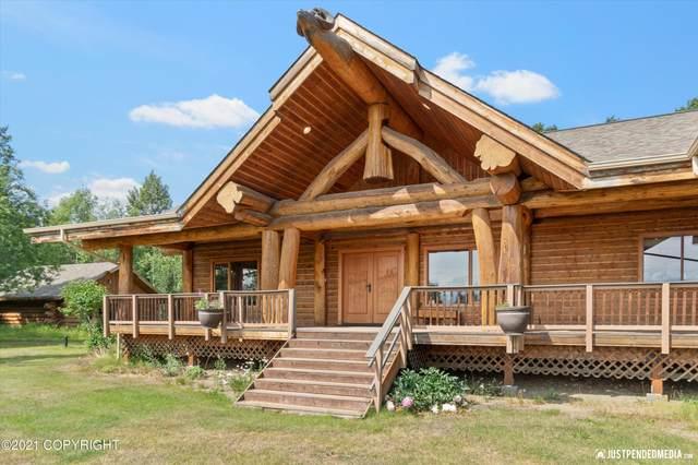 11118 S Knik Goose Bay Road, Wasilla, AK 99654 (MLS #21-12025) :: Wolf Real Estate Professionals