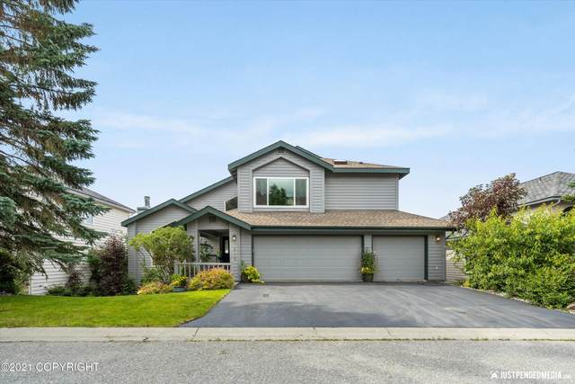 18708 Mountain Plover Circle, Anchorage, AK 99516 (MLS #21-12034) :: Wolf Real Estate Professionals