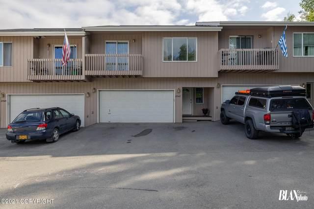 17347 Flintwood Place #83, Eagle River, AK 99577 (MLS #21-12064) :: Daves Alaska Homes
