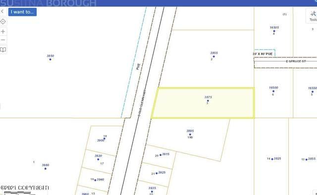 3875 S Old Glenn Highway, Palmer, AK 99645 (MLS #21-12072) :: RMG Real Estate Network | Keller Williams Realty Alaska Group