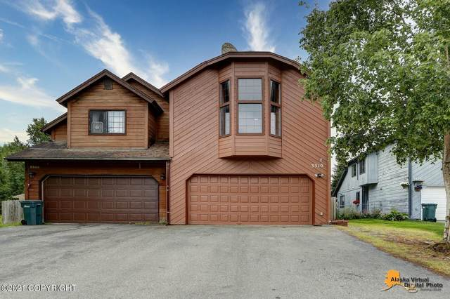 3310 Chaparral Circle, Anchorage, AK 99502 (MLS #21-12081) :: Team Dimmick