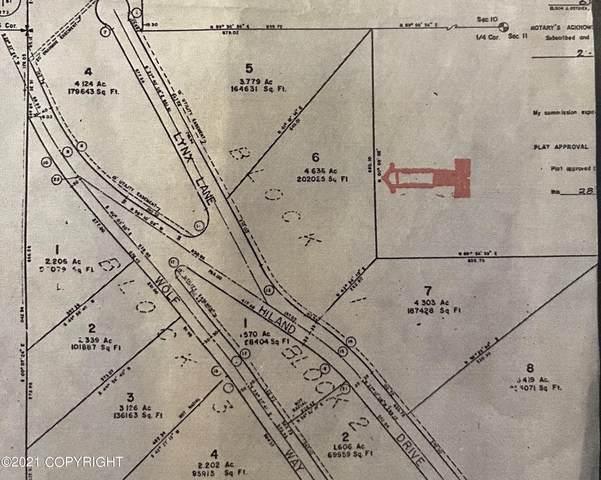 Mile 8 Hiland Drive, Eagle River, AK 99577 (MLS #21-12084) :: The Adrian Jaime Group | Real Broker LLC