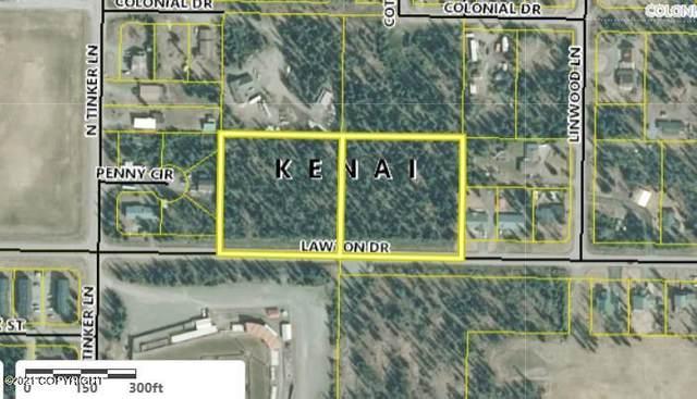 1105 Lawton Drive, Kenai, AK 99611 (MLS #21-12096) :: Synergy Home Team