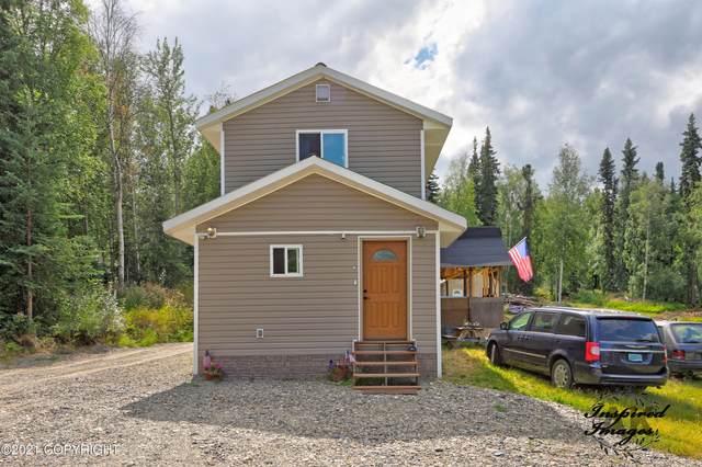 7263 Old Site Road, Salcha, AK 99714 (MLS #21-12098) :: Alaska Realty Experts