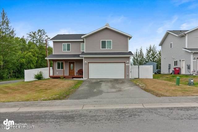 1275 W Mike Street, Palmer, AK 99645 (MLS #21-12099) :: Daves Alaska Homes