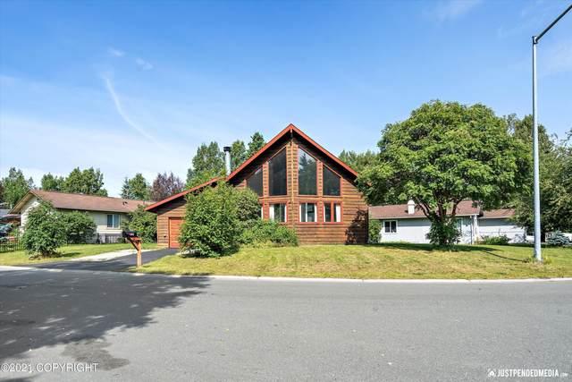 2840 Leawood Drive, Anchorage, AK 99515 (MLS #21-12118) :: Team Dimmick