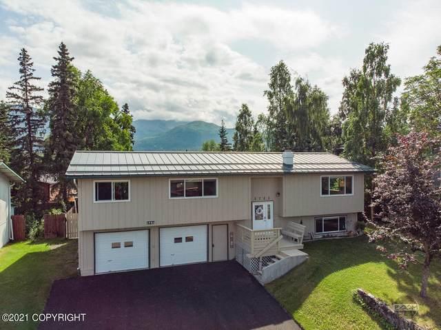 1721 Westview Circle, Anchorage, AK 99504 (MLS #21-12120) :: Team Dimmick