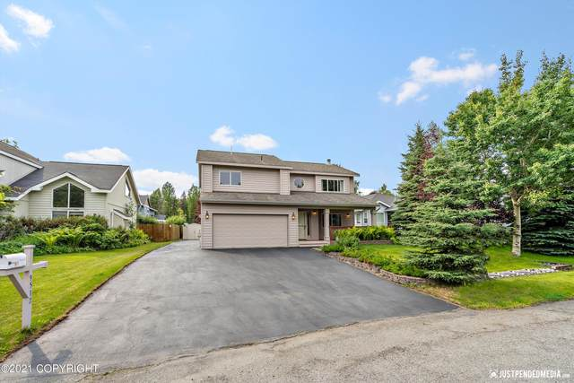 9512 Kavik Street, Anchorage, AK 99502 (MLS #21-12135) :: Berkshire Hathaway Home Services Alaska Realty Palmer Office