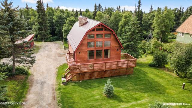 13000 Lupine Road, Anchorage, AK 99516 (MLS #21-12145) :: Synergy Home Team