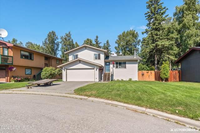 1431 Majella Circle, Anchorage, AK 99515 (MLS #21-12165) :: Daves Alaska Homes