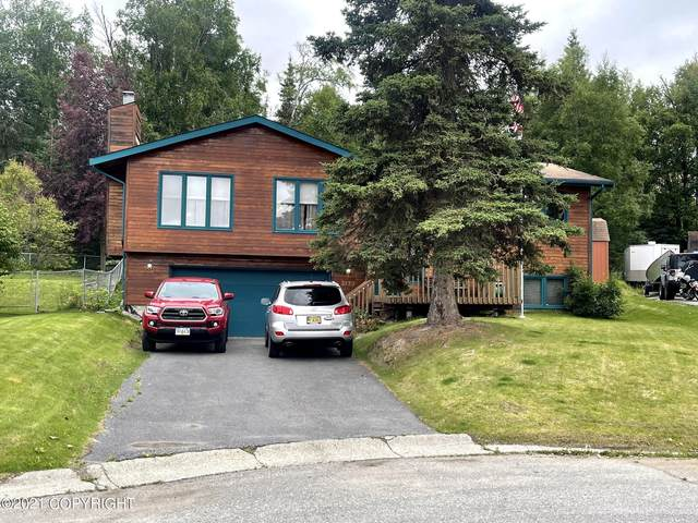 3720 Gary Cooper Circle, Anchorage, AK 99507 (MLS #21-12168) :: Wolf Real Estate Professionals