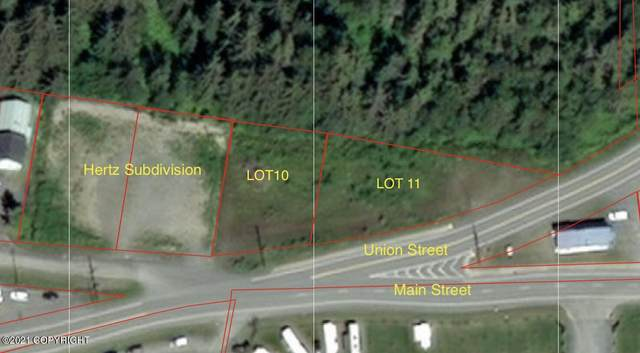 L10 Hertz Subdivision, Haines, AK 99827 (MLS #21-12177) :: Berkshire Hathaway Home Services Alaska Realty Palmer Office