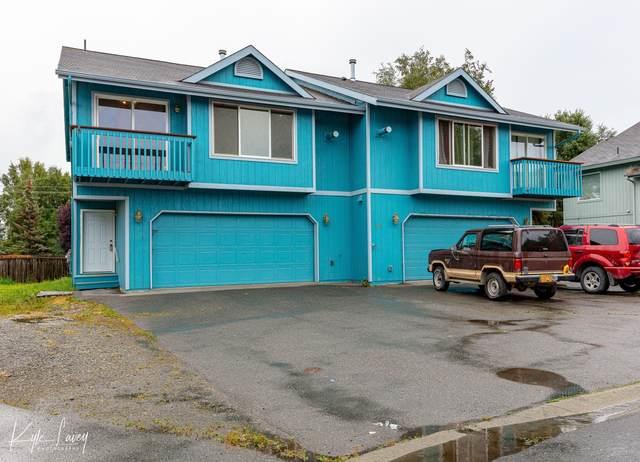 8111 Dagan Street, Anchorage, AK 99502 (MLS #21-12185) :: Berkshire Hathaway Home Services Alaska Realty Palmer Office