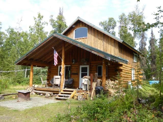 37830 S Malaspina Loop, Talkeetna, AK 99676 (MLS #21-1219) :: Daves Alaska Homes